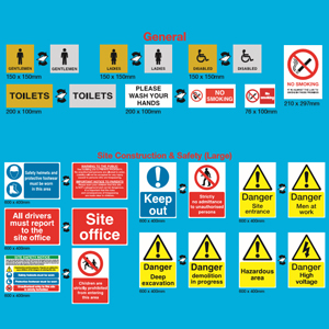 Greyfield Screen Print Health & Safety New 3